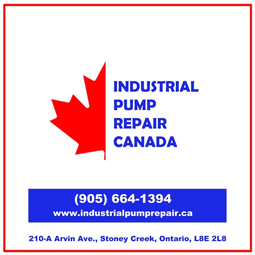Industrial Pump Repair Canada